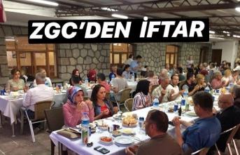Basın, ZGC geleneksel iftar programında buluştu