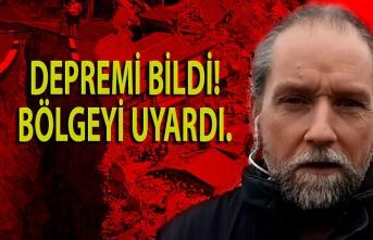 Deprem tahmini doğru çıktı! Türkiye için yeni uyarı yaptı