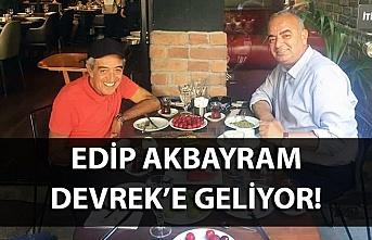 Edip Akbayram Devrek'e geliyor!