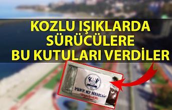 Kozlu'da 'iyi insanlar hala var' dedirten uygulama