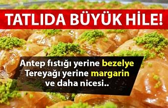 Ramazan Bayramı'nda tatlı yerine zehir yemeyin
