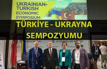 Türkiye - Ukrayna sempozyumu
