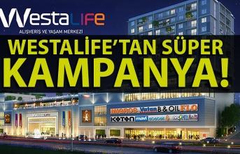 Westalife'tan süper kampanya!