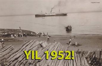 Yıl 1952!