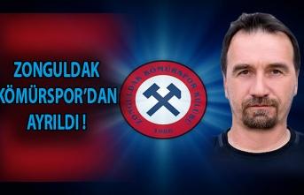 Zonguldak Kömürspor'dan ayrıldı, Osmanlıspor'la anlaştı
