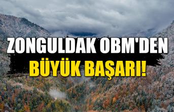 Zonguldak OBM'den büyük başarı!