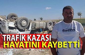Abdullah Özbey hayatını kaybetti