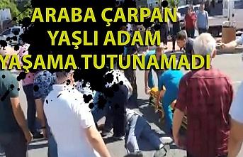 Ereğli'de otobilin çarptığı yaşlı adam hayatını kaybetti