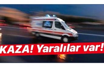 Kaza: Çok sayıda yaralı var!..