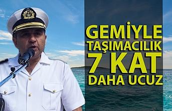 Liman başkanından 'deniz taşımacılığı' açıklaması
