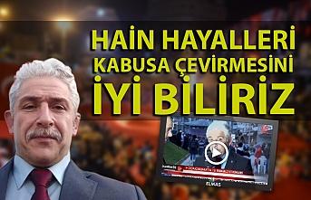MHP İL Başkanı Demirköse: ''Bu hayalleri kabusa çevirmesini biliriz''