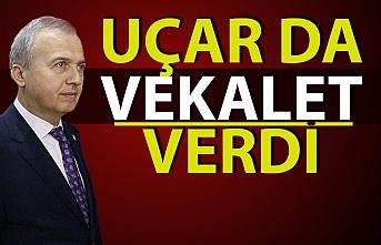 Milletvekili Hamdi Uçar'dan Kızılay'a kurban vekaleti