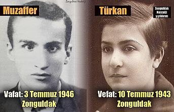 Muzaffer'in ve Türkan'ın mezarları bulunmalı