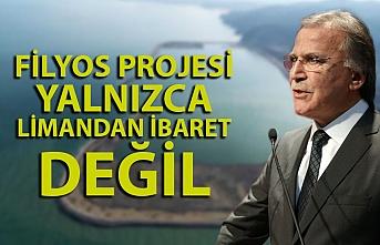 Şahin: Filyos projesi sadece limandan ibaret değil