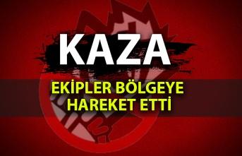 Zonguldak-Ankara yolunda trafik kazası: Yaralılar var!