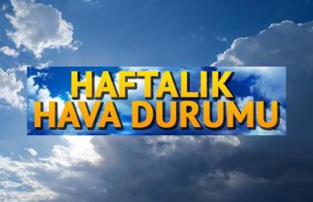 Zonguldak'ta yeni haftada hava nasıl olacak? İşte bir haftalık hava durumu