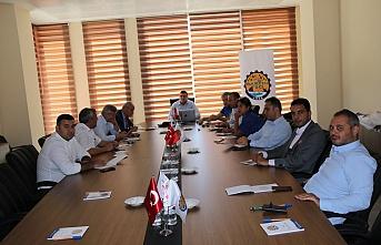 Batı Karadeniz Bölgesi TSO'ları deneyim paylaşım toplantısı gerçekleştirildi