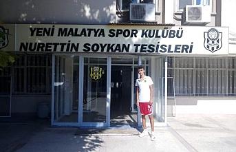 Beşiktaş'ın da talip olduğu Zonguldaklı oyuncunu Malatyaspor aldı