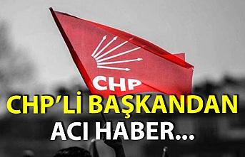 CHP İl Yönetim Kurulu Üyesi hayatını kaybetti