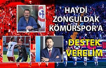 Elmas TV Kömürspor'a destek gecesi düzenliyor…