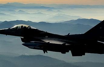Irak kuzeyine hava harekatı! 5 PKK'lı terörist daha etkisiz hale getirildi
