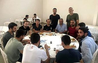 Perşembe Belediyespor için toplandılar; İmzalar atıldı