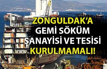 TMMOB Kimya Mühendisleri Odası'ndan gemi söküm tesisi uyarısı