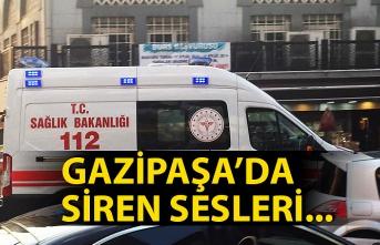 TRAFİK DURMA NOKTASINA GELDİ