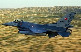 TSK'dan hava harekatı; 24 terörist öldürüldü