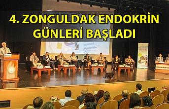 4. Zonguldak Endokrin Günleri başladı
