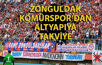 Zonguldak Kömürspor iki yeni antrenörle anlaştı