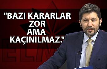 Atilla Öksüz Elmas TV'ye böyle veda etti