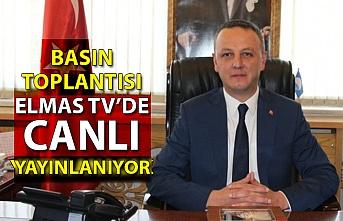 Belediye Başkanı Selim Alan gündemi değerlendiriyor