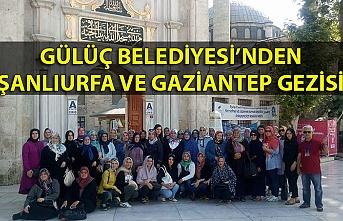 Belediyeden Şanlıurfa ve Gaziantep'e kültür gezisi