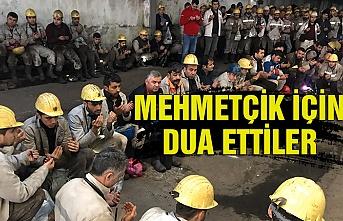Barış Pınarı Harekatı'ndaki Mehmetçikler için dua ettiler