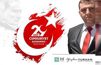 Türkiye Cumhuriyeti'nin ilanının 96. yılını idrak ediyoruz. Kutlu olsun!
