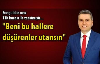 """Zonguldak onu TTK kurası ile tanıtmıştı... """"Beni bu hallere düşürenler utansın"""" diyerek şehirden ayrılacağını açıkladı"""