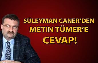 Milli Takım maçlarının Zonguldak'ta oynanmasını isteyen Tümer Metin'e cevap