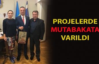 Projelerde Mutabakata Varıldı...