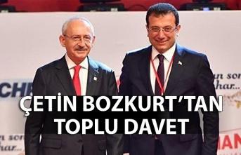Bozkurt, Kılıçdaroğlu, İmamoğlu ve Belediye Başkanlarını Devrek'e davet etti…