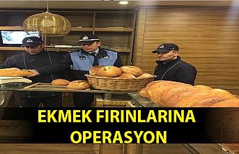 EKMEK FIRINLARINA OPERASYON