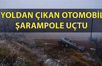 Kastamonu'da yoğun sis kazaları beraberinde getirdi: 2 yaralı