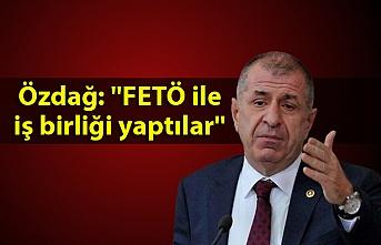 Milletvekilinden şok sözler: ''FETÖ ile iş birliği yaptılar''