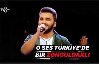 Zonguldaklı Barış O Ses Türkiye'de