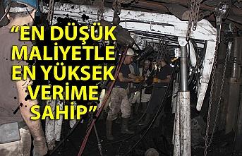 """""""EN DÜŞÜK MALİYETLE EN YÜKSEK VERİME SAHİP"""""""