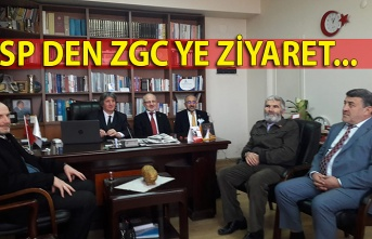 SP den ZGC ye ziyaret..