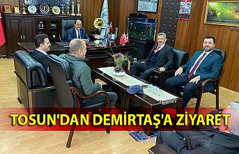 Tosun'dan Demirtaş'a ziyaret