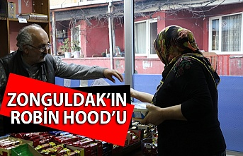 Zonguldak'ın Robin Hood'u