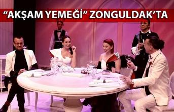 """Akşam Yemeği"" Zonguldak'ta"