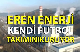 Eren Enerji kendi futbol takımını kuruyor